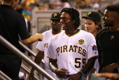 Josh Bell brilha novamente e Pirates batem Cubs - The Playoffs