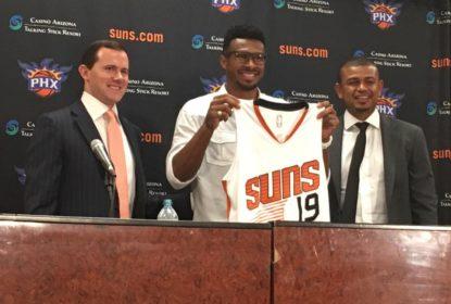 Leandrinho inicia sua 3ª passagem no Phoenix Suns - The Playoffs