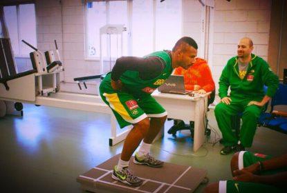 Leandrinho diz que trocou mensagens com Durant após fechar com os Suns - The Playoffs