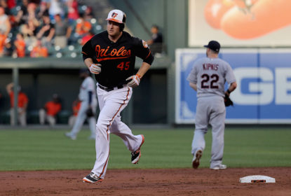 Mark Trumbo vai para lista de lesionados do Baltimore Orioles - The Playoffs