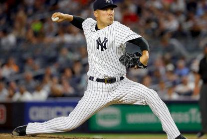Com Tanaka dominante, Yankees vencem Red Sox e impedem varrida - The Playoffs