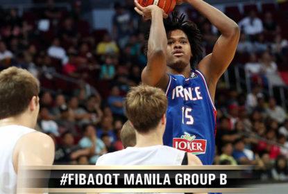França e Canadá passam em primeiro no Pré-Olímpico Mundial de Basquete de Manila - The Playoffs