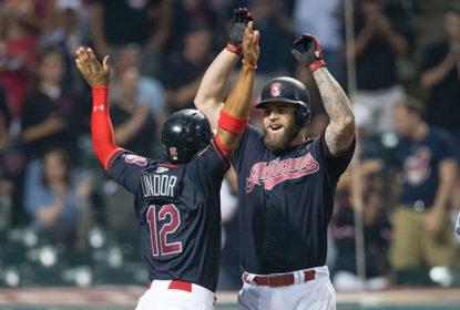 Cleveland Indians acerta contrato de Ligas Menores com Mike Napoli - The Playoffs
