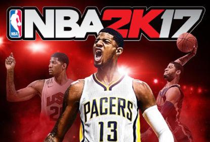 Seleção dos Estados Unidos dos Jogos Olímpicos estará na próxima edição do NBA 2K17 - The Playoffs