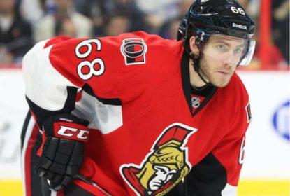 Mike Hoffman é trocado dos Senators para os Sharks e repassado aos Panthers - The Playoffs