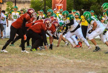 Roma Gladiadores perde em casa para Tropa Campina - The Playoffs