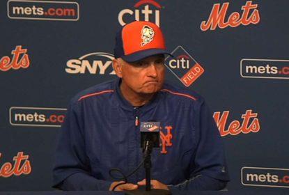 Terry Collins não é mais manager do New York Mets - The Playoffs