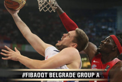 Sérvia, Itália e Grécia vencem na estreia do Pré-Olímpico Mundial de Basquete - The Playoffs