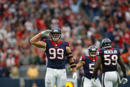J.J.Watt pretende pagar funeral de vítimas do tiroteio no Texas - The Playoffs