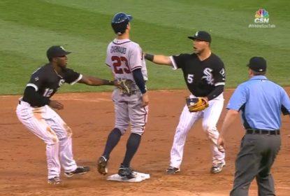 White Sox registram terceira triple play da temporada - The Playoffs