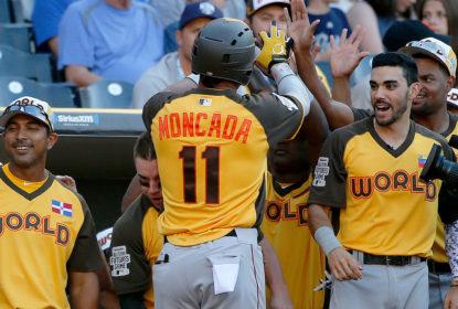 Estrangeiros vencem pela 1ª vez na década e Jogo dos Prospectos tem 1º MVP cubano - The Playoffs