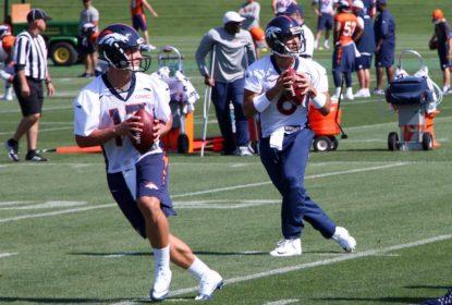 Ex-RB dos Broncos acredita que Mark Sanchez será titular - The Playoffs