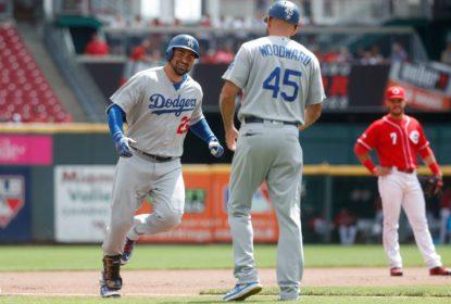 Com três HR's de González, Dodgers vencem Reds fora de casa e mantêm liderança da divisão oeste da NL - The Playoffs