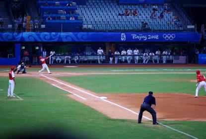 Beisebol entra no programa olímpico nos Jogos de 2020 - The Playoffs