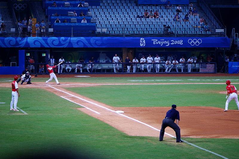 Beisebol entra no programa olímpico nos Jogos de 2020 47b4a92ebe5