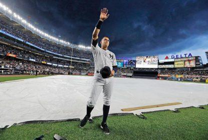 Alex Rodriguez faz o último jogo com a camisa do New York Yankees - The Playoffs