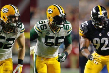 NFL libera Harrison, Peppers e Matthews após investigação da Al-Jazeera - The Playoffs