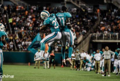 Dolphins abrem a 3ª semana de pré-temporada com vitória diante dos Falcons - The Playoffs