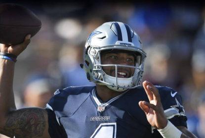 Dak Prescott deseja ser o melhor QB da história dos Cowboys - The Playoffs