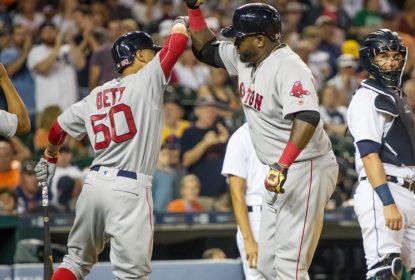 David Ortiz faz a diferença em vitória dos Red Sox sobre os Tigers - The Playoffs