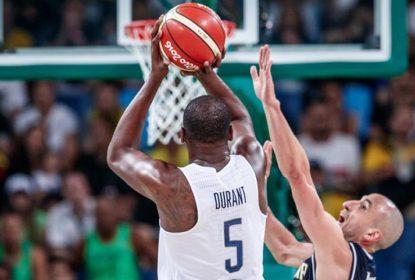 Estados Unidos atropela Argentina e avança para as semifinais olímpicas - The Playoffs
