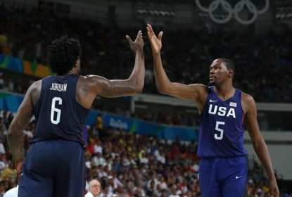 Estados Unidos vencem Espanha e se garantem na final - The Playoffs