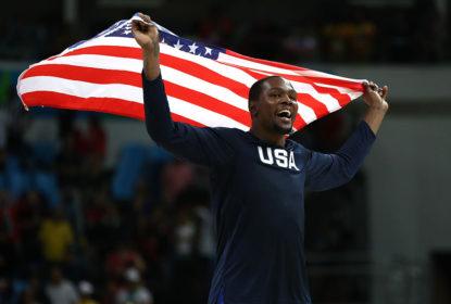 Seleção americana conta com a presença de Kevin Durant nas Olimpíadas - The Playoffs