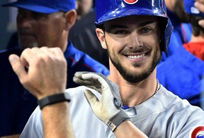 Kris Bryant determina a vitória dos Cubs na 10ª entrada - The Playoffs