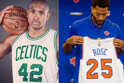 Celtics e Knicks estarão em quadra no Natal da próxima temporada - The Playoffs