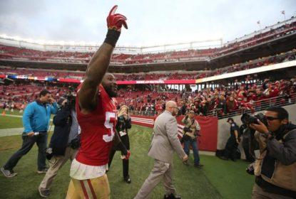 San Francisco 49ers dispensa linebacker NaVorro Bowman - The Playoffs