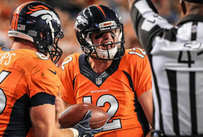 Seattle Seahawks assina com o quarterback Paxton Lynch - The Playoffs