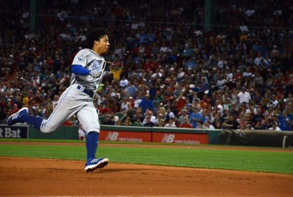 Raul Mondesi garante vitória do Kansas City Royals em cima do Boston Red Sox - The Playoffs