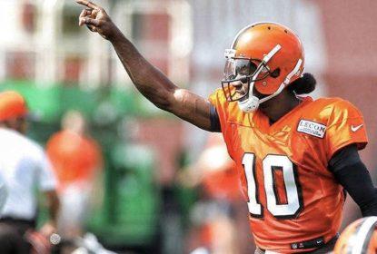 Robert Griffin III retorna aos Browns no jogo contra os Bengals - The Playoffs