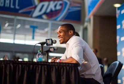 Westbrook rebate críticas após a eliminação do Oklahoma City Thunder nos playoffs - The Playoffs