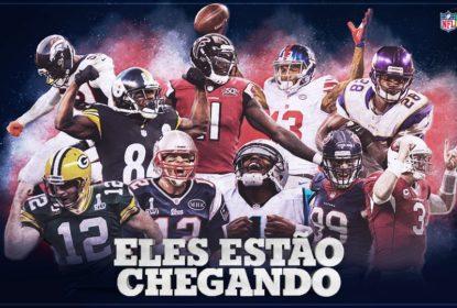 NFL lança twitter em português - The Playoffs