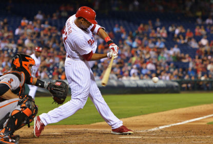 Phillies batem os Giants em jogo movimentado e com 6 home runs - The Playoffs
