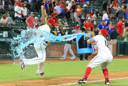 Com grand slam de Adrian Beltre, Rangers despacham Athletics - The Playoffs