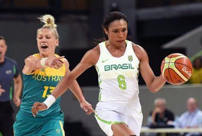 Brasileiras abrem 10 pontos, mas vacilam e perdem para a Austrália - The Playoffs