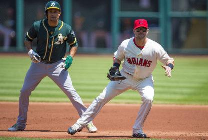 Indians acertam retorno de Coco Crisp em troca com os Athletics - The Playoffs