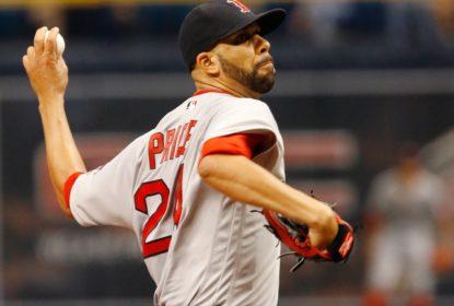 Price brilha contra ex-time e Red Sox chegam ao topo da AL East - The Playoffs