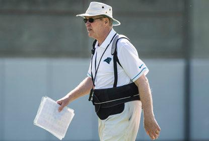 Coordenador de special teams dos Panthers se afasta da função para tratar câncer - The Playoffs