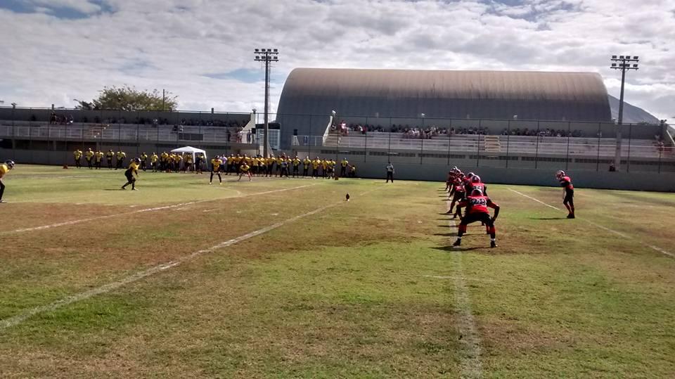 Flamengo vence Rio Branco Cabritos por 78 a 0