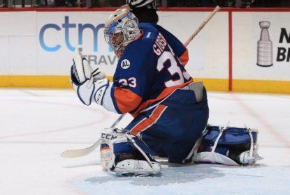 Islanders assina com Christopher Gibson por mais um ano - The Playoffs