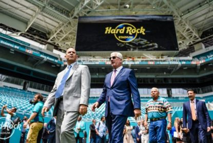 Miami Dolphins acerta naming rights de seu estádio com a Hard Rock International - The Playoffs