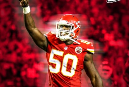 Veterano Justin Houston assina por dois anos com Indianapolis Colts - The Playoffs