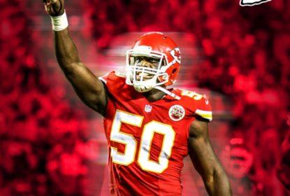 Kansas City Chiefs abre conversas para trocar Justin Houston - The Playoffs