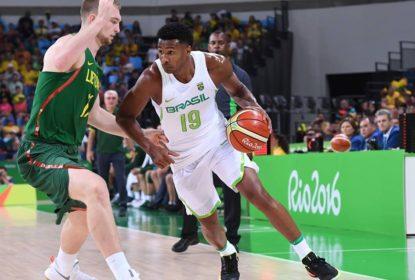 Brasil joga mau primeiro tempo e perde para Lituânia em sua estreia nas Olimpíadas - The Playoffs