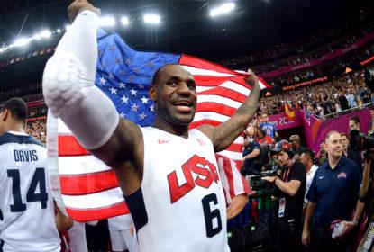 LeBron James não participará de minicamp da Seleção Americana de Basquete - The Playoffs
