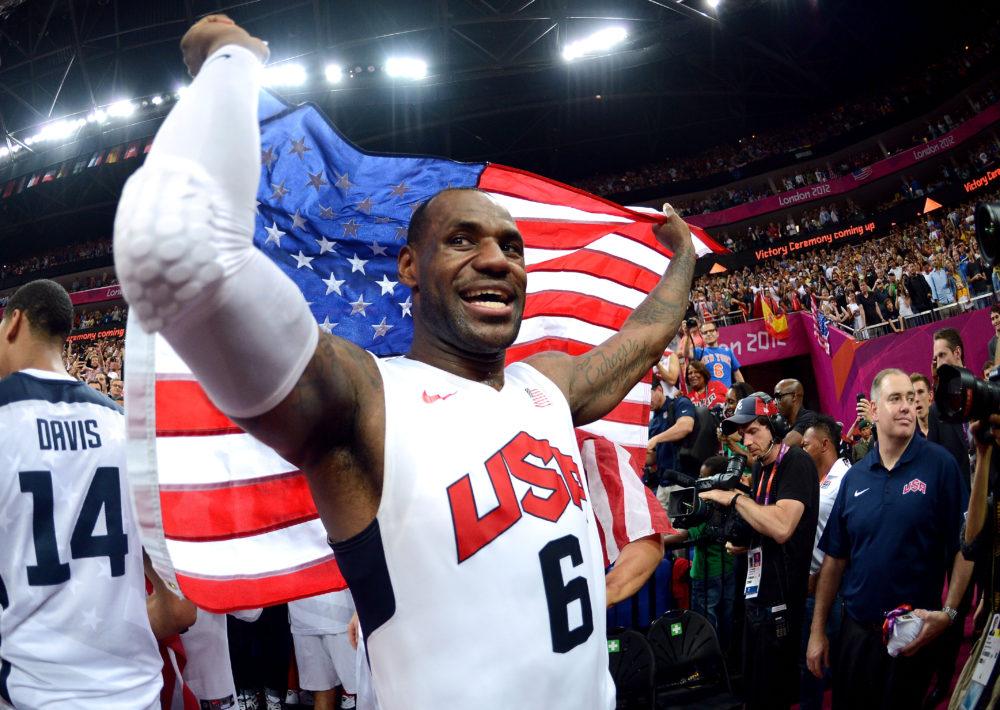 6d957d75c LeBron James não participará de minicamp da Seleção Americana de ...
