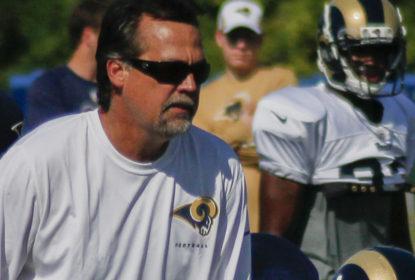 Deon Long foi cortado pelo Los Angeles Rams por ter levado mulher ao dormitório - The Playoffs